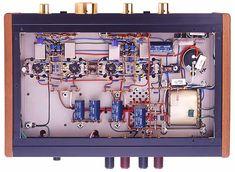 Leben CS-300XS internal view - bottom. Audiophile, Integrity, Acoustic, Life, Data Integrity