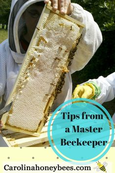 Beginning beekeepers get off to a good start with bees! Learn how to start your very own beehive. Beekeeper Charlotte Carolina Honeybees