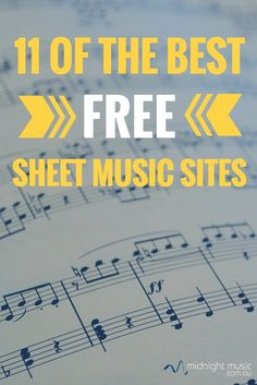 11 of the best free sheet music sites for music teachers Midnight Music Technology Training Piano Lessons, Music Lessons, Guitar Lessons, Life Lessons, Violin Sheet Music, Piano Music, Keyboard Sheet Music, Music Wall, Music Classroom