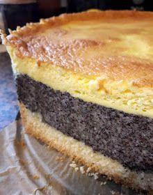 Sweet Recipes, Cake Recipes, Dessert Recipes, Sandwich Cake, Sweets Cake, Polish Recipes, Piece Of Cakes, Love Food, Breakfast Recipes