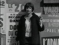 Vivre Sa Vie (1962)--Anna Karina in one of her best roles for Goddard.