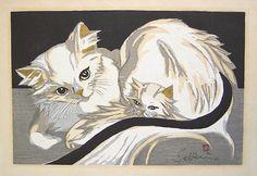 JUNICHIRO SEKINO (Japanese, 1914-1988),
