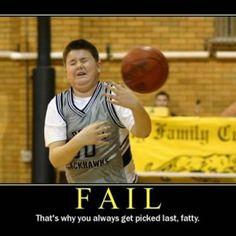 fat people jokes