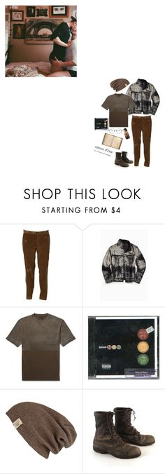 """raison d'être"" by filth-in-the-beauty ❤ liked on Polyvore featuring MSGM, BDG, Lanvin, River Island, men's fashion and menswear"