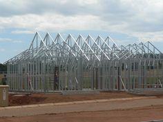 Clotan Steel Pre-engineered Steel Frame Buildings