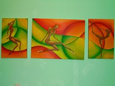 PrisecariuGeaninaArt: Dancer oil on canvas Art Paintings, Oil On Canvas, Dancer, Painted Canvas