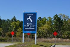 Residents are thrilled to have Baptist Health opening a primary care facility at Nocatee.
