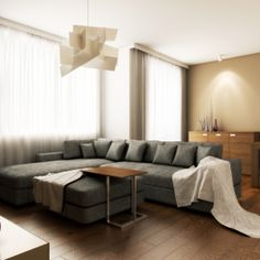 Interior study during the summer holidays. Behance, Study, Couch, Holidays, Architecture, Gallery, Interior, Summer, Furniture