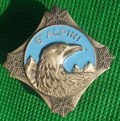 distintivo medaglia fregio alpini alpino raduno ana cappello