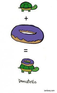 Donutello!