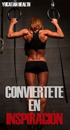 #Motivación #Fitness #Femenino #CuidaTuSaludYa #Ejercicio #Ejercitación #Gimnasio #Deporte