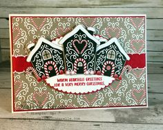 Candy Cane Lane DSP - Narelle Fasulo - Simply Stamping with Narelle