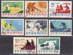 Romania stamps