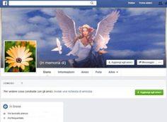 Risultati immagini per profili commemorativi facebook