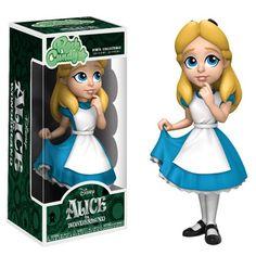 Alice in Wonderland Rock Candy Vinyl Figure - Funko - Alice in Wonderland - Vinyl Figures at Entertainment Earth