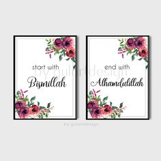 Glad to you this article from my shop to present: Islamic murals, Islamposter, Allah, Bismilla Islamic Quotes, Islamic Posters, Islamic Art, Alhamdulillah, Allah Islam, Islam Quran, Islamic Wall Decor, Islamic Gifts, Islamic Calligraphy