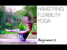 Got tight hamstrings? This video will help loosen them right up :) 2015 will be the year you can touch your toes!