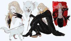 Castlevania (Netflix) by Qissus on DeviantArt Castlevania Wallpaper, Alucard Castlevania, Castlevania Netflix, Character Inspiration, Character Art, Character Design, Fanart, Anime Manga, Anime Guys