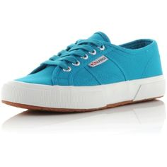 SUPERGA 2750 Cotu Classic Trainers ($71) ❤ liked on Polyvore