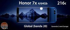 Offerta - Huawei Honor 7X Global (banda 20) 4/64 Gb a 216€ garanzia 2 anni Europa Italy Express inclusa #Xiaomi #7X #Honor #Huawei #Offerta https://www.xiaomitoday.it/?p=34510