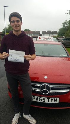 Make that 4 passes today an excellent drive from Jack Sharp who passed his driving test FIRST TIME and with only 1 minor fault well done to him and well done to our Lee his instructor. Driving Practice, Learning To Drive, Driving Teen, Driving School, Hilary Devey, Automatic Driving Lessons, Driving Courses, Safety Courses, Driving Instructor