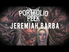 Sullen TV Presents a BRAND NEW VIDEO Portfolio Peek with Jeremiah Barba!  Follow Facebook: https://www.facebook.com/SullenTVNetwork Follow Blog:  http://sullentv.tumblr.com/ #sullentv #sullen #sullenclothing #sullenartcollective #tattoos #tattoo #tattooed #art #ink #artist #realistic #realism #blackandgrey #PortfolioPeek #JeremiahBarba