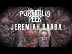 Sullen TV Presents a BRAND NEW VIDEO Portfolio Peek with Jeremiah Barba!  Follow Facebook: https://www.facebook.com/SullenTVNetwork Follow Blog:  http://sullentv.tumblr.com/ #sullentv #sullen #sullenclothing #sullenartcollective #tattoos #tattoo #tattooed #art #ink #artist #realistic #realism #blackandgrey #PortfolioPeek #JeremiahBarba