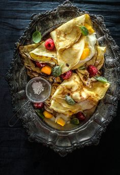 ... Food ART on Pinterest | Summer Ice Cream, Tarts and Squash Blossom
