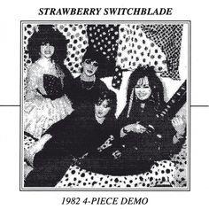 1982 4 PIECE DEMO Indie Pop, Strawberry, Strawberries