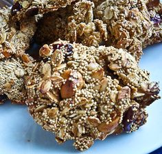 amaranth breakfast protein cookies! :)