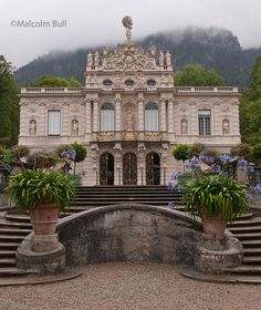Linderhof Palace - Bavaria, Germany