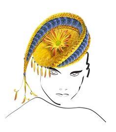 Chapeau de Fleur by Michel Tcherevkoff
