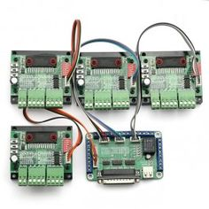 Arduino Uno GRBL to TB6560 1 Axis to Stepper motor | Arduino ... on db25 breakout board wiring diagram, cnc wiring diagram, sata connector wiring diagram, tb6560 schematic,