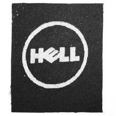 AMIETE CLOTHING HELL PATCH