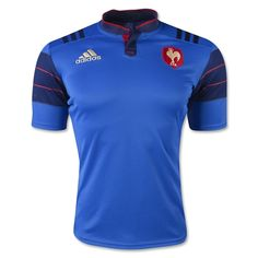 8e20cc6c92421 France 2015 Home Rugby Jersey ラグビーリーグ, サッカー選手, ポロラルフローレン, 家紋