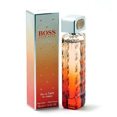 Hugo Boss Boss Orange Sunset Ladies By Hugo Boss - Edt Spray |... (1.840 RUB) ❤ liked on Polyvore featuring beauty products, fragrance, nocolor, flower perfume, hugo fragrance, edt perfume, hugo and hugo perfume