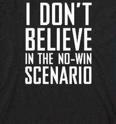 No win scenario