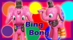 Bing Bong Inside Out Customized My Little Pony Custom Disney Pixar Movie...