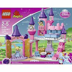 Cinderella's Castle Lego Duplo Set