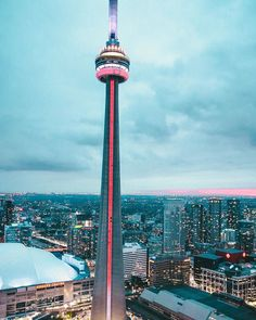Cn Tower, Building, Travel, Viajes, Buildings, Traveling, Trips, Tourism, Architectural Engineering