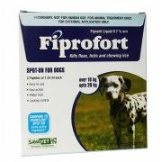 Get prevented from fleas and ticks for medium Dogs