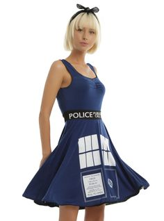 BBC DOCTOR WHO TARDIS COSPLAY DRESS - Doctor Who Dress - Large #DoctorWho #BBC #DOCTORWHODRESS #TARDIS #TardisDress #COSPLAYDRESS #whovian #ComicCon #whovianDress #DoctorWho #josam1129
