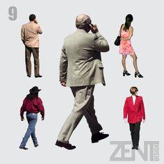 ZENT Design 2D: PEOPLE PNG - TIFF