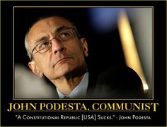 Of David Dewhurst, Cronies, Lobbyists, and Soros Stooge John Podesta. The Constitutional Republic is fine and will be back as strong as ever when we get rid of people like you. Are you even American? Muslim? If you don't like it here, please please move out! To Russia or China. More your type of gov't. Oh, oh,oh I know North Korea!