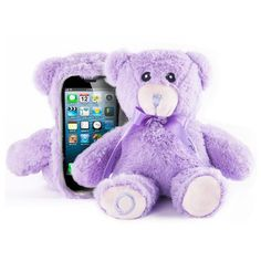 Cute Women Best Girl Gift Teddy Bear Back Case Cover For iphone 5/5s