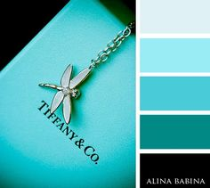 Azul Tiffany, Tiffany Blue Color, Paint Color Combos, Colour Pallette, Colour Schemes, Beautiful Color Combinations, Color Balance, Home And Deco, Color Stories