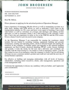 Want to create or improve your Operations Manager Cover Letter Example? ⚡ ATS-friendly Bot helps You ⏩ Use free Operations Manager Cover Letter Examples ✅ PDF ✅ MS Word ✅ Text Format Cover Letter Layout, Writing A Cover Letter, Cover Letter Example, Cover Letter Template, Letter Templates, Personal Reference Letter, Professional Reference Letter, Resume Examples, Resume Tips