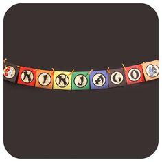 banner lego ninjago