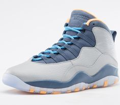 Air Jordan X-Bobcats. They look good In pics but I didn't like them in person.