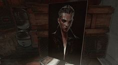 """""""The Marked + Sokolov's Paintings   Dishonored """""""